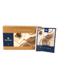 Herbata w saszetkach Manuel Caffé Darjeeling, 20 szt.