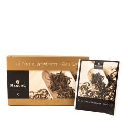 Herbata w saszetkach Manuel Caffé Earl Grey, 20 szt.