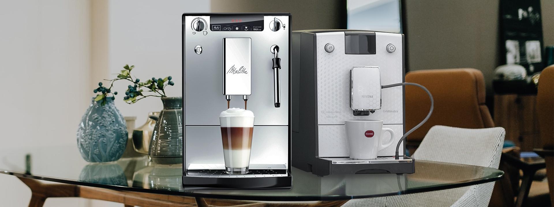 Jak wybrać ekspres do kawy do domu? Część 2